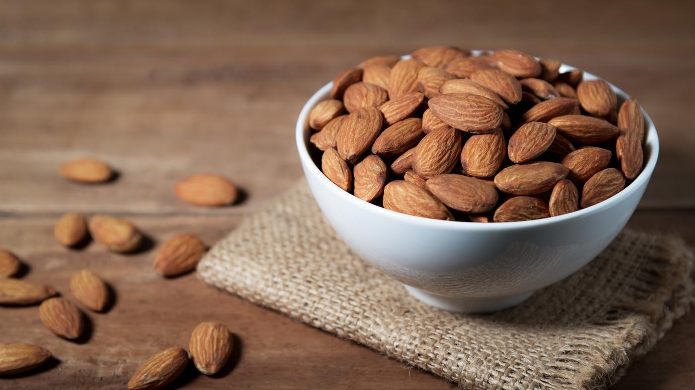 Pistachios, Almonds, Walnuts
