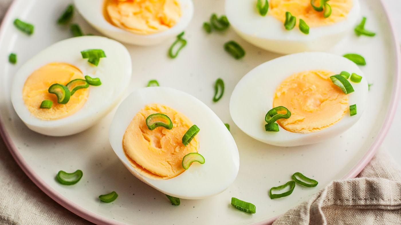 Salmon, Egg Yolks, Fortified Milk