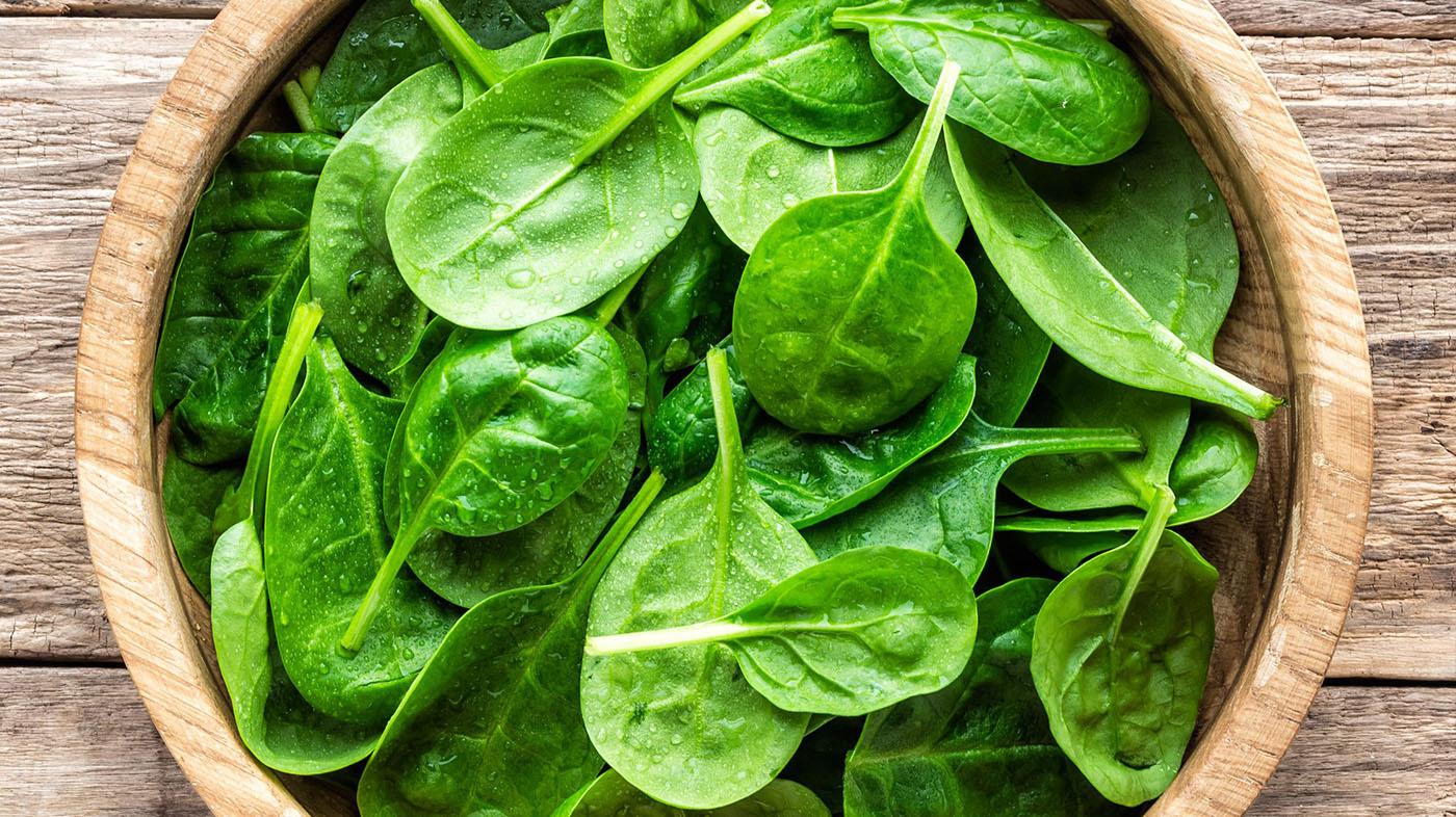 Spinach, Arugula, Celery